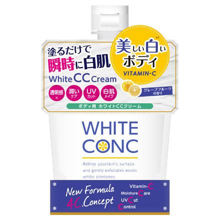 Sữa Dưỡng Thể White Conc CC Cream Vitamin C 200g