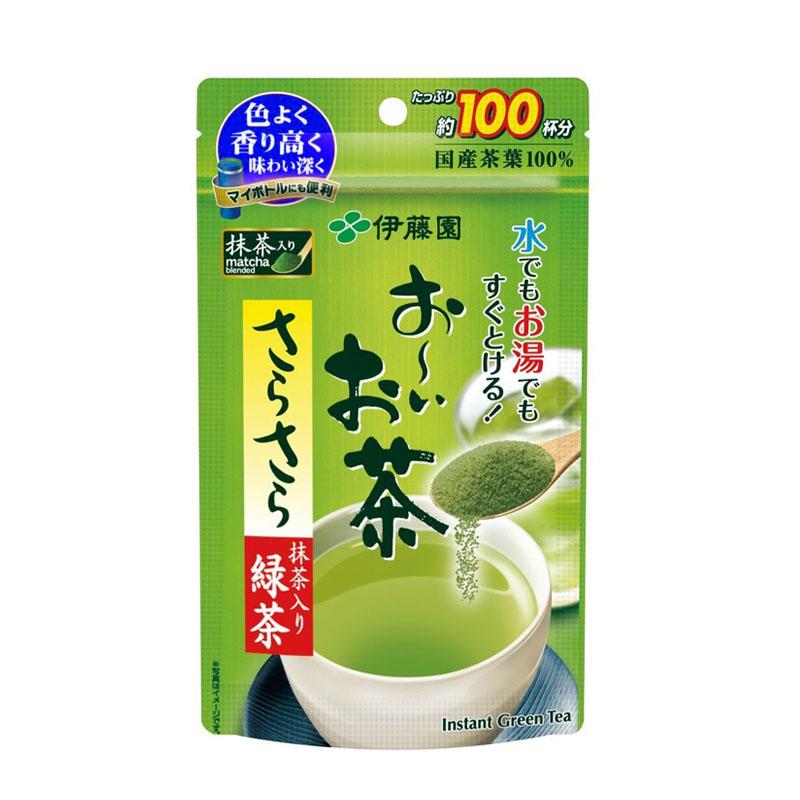 Trà Xanh Matcha Nhật Bản 100g – Nguyên Chất 100%
