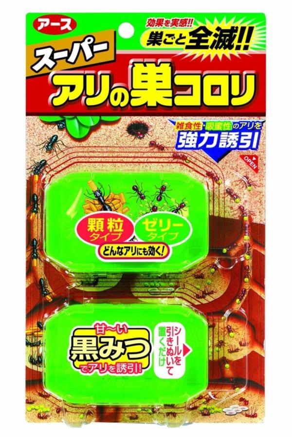 Thuốc Diệt Kiến Nhật Bản SUPER ARINOSU KOROKI 1 Hộp 2 Vỉ