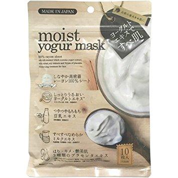 Mặt Nạ Sữa Chua Moist Yogur Mask 10 Miếng