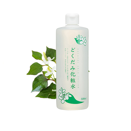 Nước Hoa Hồng Diếp Cá Dokudami Natural Skin Lotion