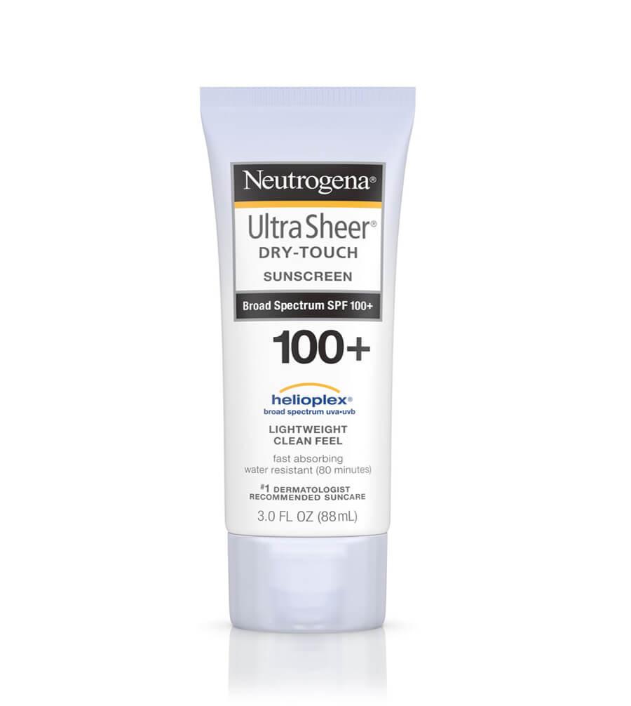 Kem Chống Nắng Neutrogena Ultra Sheer SPF 100 PA+++(88ml)