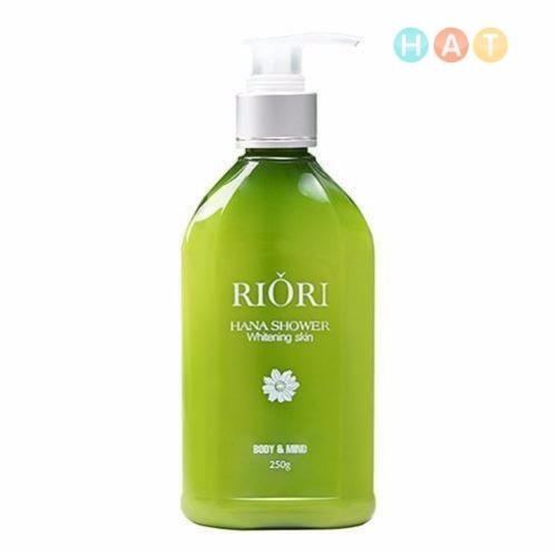 Sữa Tắm Trắng Da Riori Hana Shower