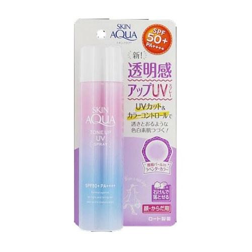 Kem Chống Nắng Skin Aqua Tone Up UV Spray SPF 50+ PA++++