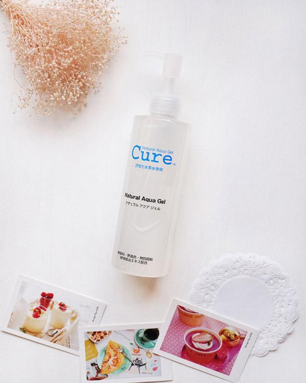 Tẩy Tế Bào Chết Cure Natural Aqua Gel - Bí Quyết Cho Làn Da Tươi Trẻ