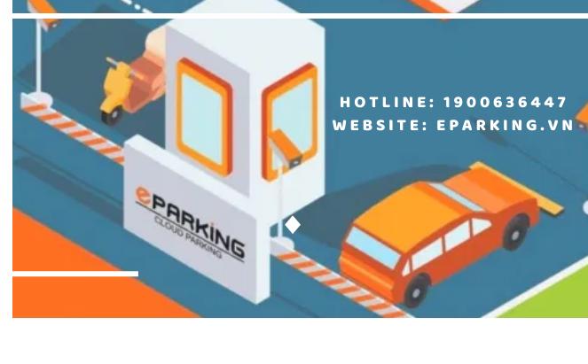hệ thống giữ xe thông minh eParking